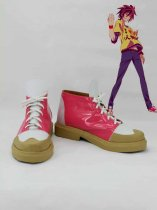No Game No Life Sora Cosplay Shoes