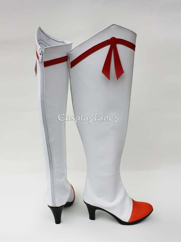 Smile Pretty Cure! Hino Akane/Cure Sunny Cosplay Boots