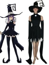 Soul Eater Cosplay Blair Black Cosplay Costume