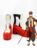 Sword Art Online The Movie Ordinal Scale Klein Cosplay Boots