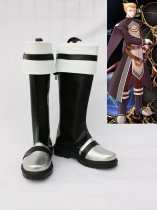 The Legend of Heroes VI Alan Richard Cosplay Boots