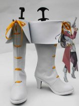 The Legend of Heroes VII: Trails of Zero Coplay Elie MacDowell Cosplay Boots