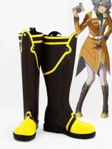 The Legend of Heroes: Zero no Kiseki Grace Lynn Cosplay Boots