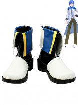 Vocaloid Series Kaito Cosplay Boots