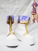 Wind Fantasy 5 Cosplay Mell Hammer Cosplay Boots