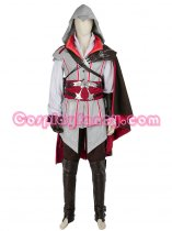 Assassin's Creed 2 Game Arno Dorian Cosplay Costume