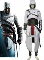 Assassins Creed 2 Cosplay Altair Uniform Cloth Cosplay Costume