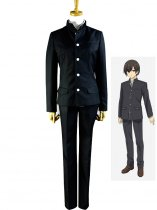 Charlotte Cosplay Yu Otosaka Uniform Cosplay Costume