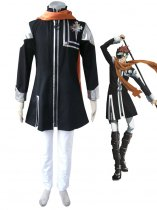 D.Gray-man Cosplay Exorcist Lavi Bookman Jr. First Cosplay Costume