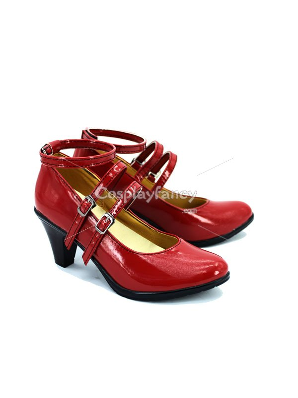 Dangan Ronpa Celestia Ludenberg Cosplay Shoes