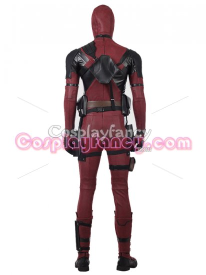 Deadpool Suit Deadpool 2 Deluxe Cosplay Costumes - Click Image to Close