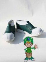 Digimon Adventure Takeru Cosplay Shoes