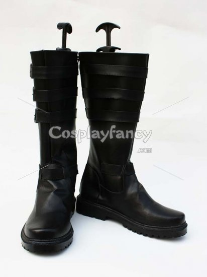 Final Fantasy XIII-2 Cosplay Hope Estheim Cosplay Boots - Click Image to Close