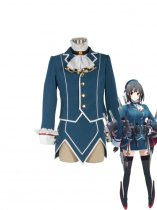 Kantai Collection Fleet Girls Takao Uniform Cosplay Costume