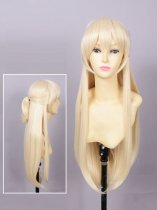 Magical Warfare Cosplay Kurumi Isoshima Long Cosplay Wig