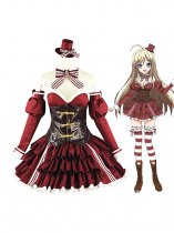 My Mental Choices are Completely Interfering with my School Romantic Comedy Chocolat Cosplay Costume