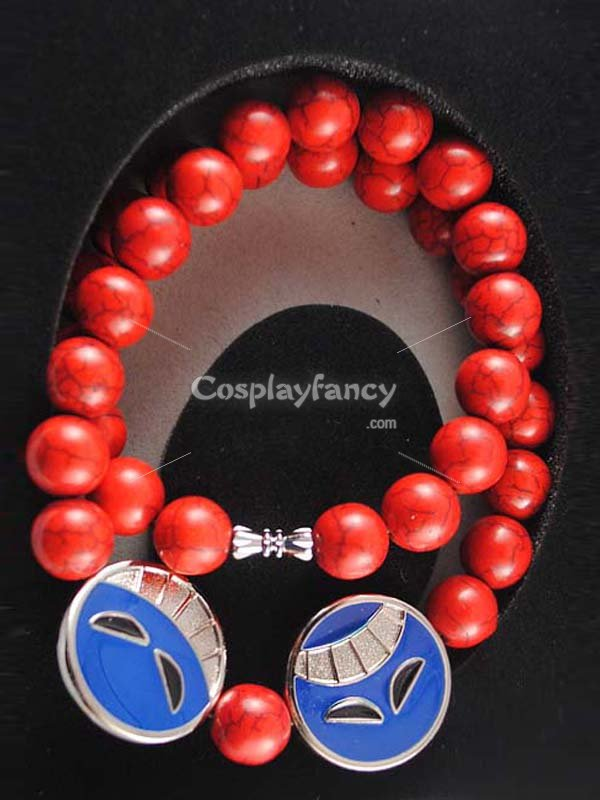 One Piece Cosplay Portgas D Ace Cosplay Necklace