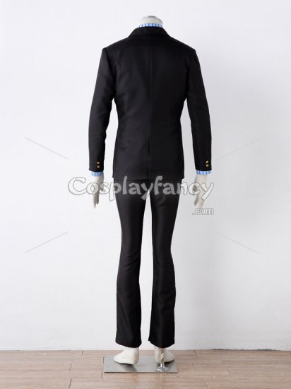 One Piece Two Years After Sanji Suits Cosplay Costume - Click Image to Close