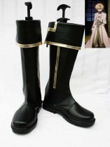 Pandora Hearts Oz VessaliusComing-of-age Ceremony Cool Cosplay Boots 2