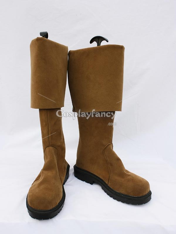 Pirates of the Caribbean Captain Jack Cosplay Boots