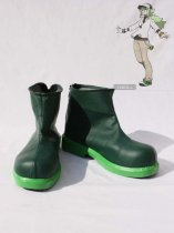 Pocket Monster/Pokemon GenerationV Green Cosplay Boots