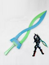 The Legend of Zelda Hyrule Warriors Link Fierce Deity Sword