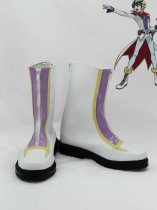 Yu-Gi-Oh! Cosplay Kite Tenjo White Cosplay Boots