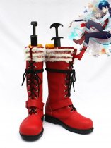 Ao no Exorcist Cosplay Rin Okumura Cosplay Boots