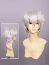Atelier Escha & Logy: Alchemists of the Dusk Sky Logix Fiscario Short Cosplay Wig