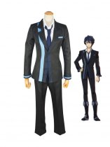 Black Bullet Cosplay Rentaro Satomi Uniform Cosplay Costume