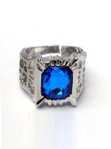 Black Butler Cosplay Ciel's Blue Cosplay Finger Ring