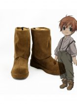 Black Butler II Luka Macken Anime Cosplay Boots