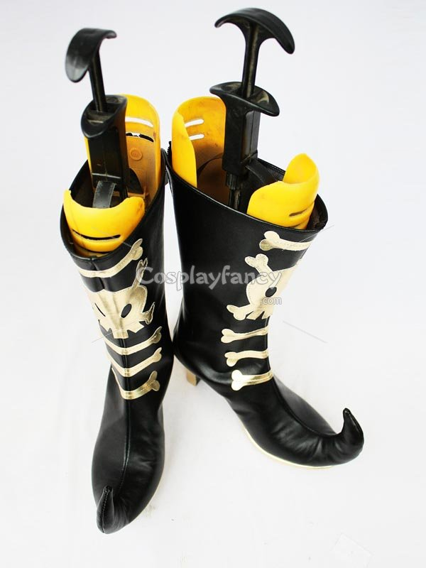 Blue Exorcist / Ao no Exorcist Cosplay Amaimon Cosplay Show Boots