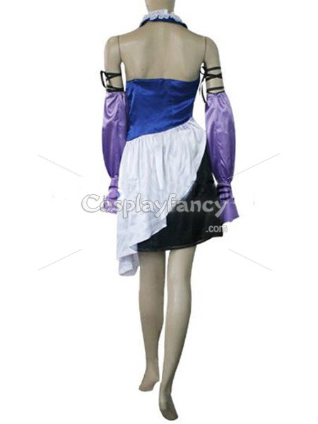 Final Fantasy X-2 Yunna Lenne Song Cosplay costume