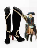 Final Fantasy XIV Gleeman Cosplay Boots