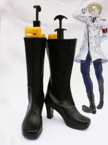 Guilty Crown Dariru Yan Cosplay Boots