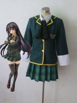 I Have Few Friends Yozora Mikazuki School Uniform Cosplay Outfit