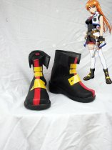 Magical Girl Lyrical Nanoha Cosplay Boots