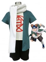 Naruto Cosplay Choji Akimichi Child Uniform Cosplay Costume