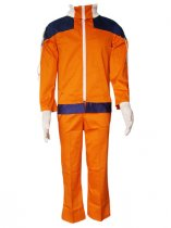 Naruto Cosplay Naruto Uzumaki Child Uniform Cosplay Costume