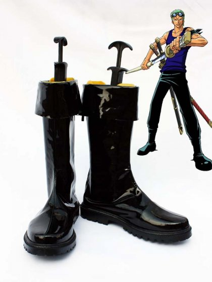 One Piece Roronoa Zoro Two Years Later Cosplay Show Sandals