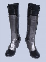 Overwatch SOLDIER:76 Female Verson Cosplay Boots