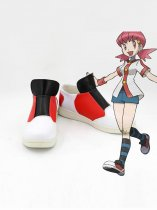 Pokemon Female Anime Cosplay Boots