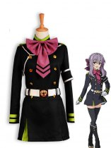Seraph of the End Shinoa Hiragi Uniform Cosplay Costume