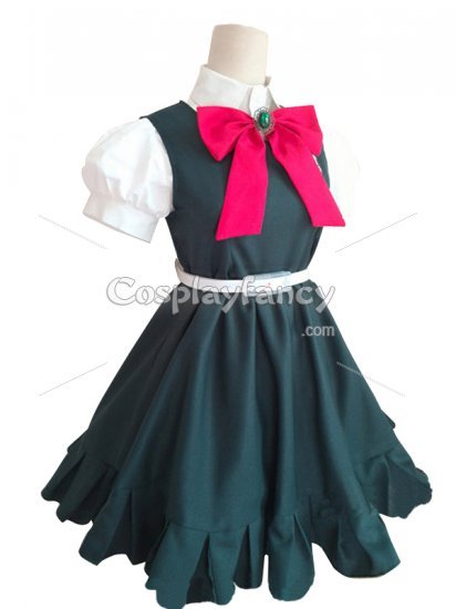 Super Dangan Ronpa 2 Sonia Nevermind Cosplay Costume/Dress - Click Image to Close