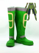 Sword Art Online Green Coslay Boots