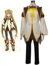 Tales of Symphonia Cosplay Marta Lualdi Coplay Costume