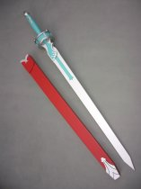 2013 Sword Art Online Asuna Wood Cosplay Sword Lambent Light