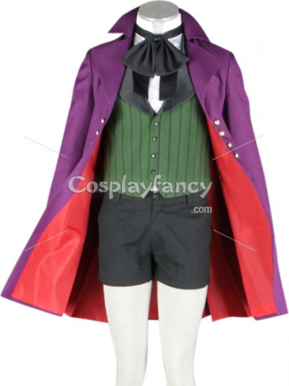Black Butler II Alois Trancy Cosplay Costume - Click Image to Close