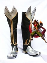 BlazBlue Bang Shishigami Cosplay Boots